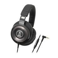 史低价!【美亚自营】Audio-Technica 铁三角 ATH-WS1100iS 头戴重低音耳机 带线控
