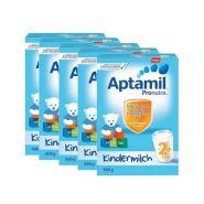 【限时好价】Aptamil 爱他美 婴幼儿配方奶粉 2岁+ 600g*5盒