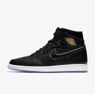 "Air Jordan 1 Retro High OG ""LA"" 男士篮球鞋"