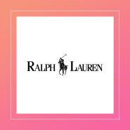 满赠活动!Ralph Lauren:精选新品、折扣区服饰鞋包