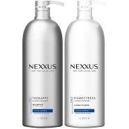 【美亚直邮】Nexxus 顶级品牌 保湿洗发水护发素超值套装 1000ml*2瓶
