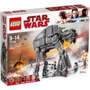8.8折!LEGO 乐高重型攻击步行机(75189)