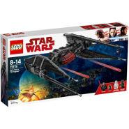 8.9折!LEGO 乐高星球大战系列凯洛.伦的TIE战机75179