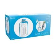 【中亚Prime会员】Kiinde 康迪佳 Twist 储奶袋/母乳保鲜储存袋 180ml*80只装