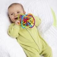 Manhattan Toy Winkel 曼哈顿玩具 曼哈顿球 固齿器 磨牙玩具