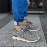 今日特价!New Balance 新百伦 ML574PKQ 男士经典复古运动鞋