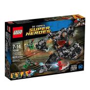 【美亚自营】LEGO 乐高 超级英雄系列 76086 蝙蝠侠夜行者隧道攻击