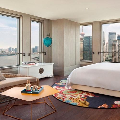外灘夜景最佳選擇!Inter Continental Hotels 上海外灘英迪格酒店