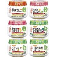 【日本亚马逊】Kewpie 丘比 多口味婴儿辅食 12罐