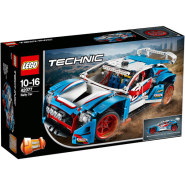 8.3折+限时好礼!LEGO 乐高机械组拉力赛车 42077
