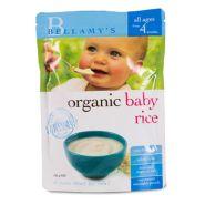 Bellamy's 贝拉米有机婴儿米粉 125g