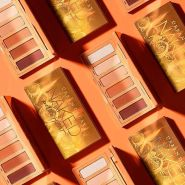 Urban Decay Naked Petite Heat 六色眼影盘