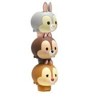 【中亚Prime会员】Lip Smacker 迪士尼 Disney Tsum Tsum 儿童唇膏球 3只装