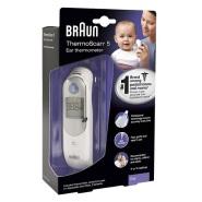 【中亚Prime会员】Braun 博朗 IRT6500US 宝宝耳温计