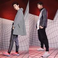 【王嘉尔、鹿晗同款】Adidas Originals 全新发布全新鞋款 Deerupt 男士跑鞋