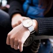 Calvin Klein 凯文克莱 Accent 系列 K2Y2X1KW 男士镶钻腕表