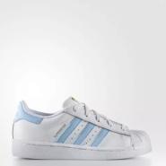 "Adidas Originals 三叶草""superstar"" 小童款运动鞋"