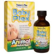 Nature's Plus 生命之源 Baby Plex 婴幼儿无糖复合维生素液体滴剂 天然橙子味 60ml