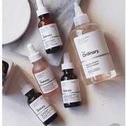 Beauty Bay: 精選 The ordinary 咖啡因精華,煙酰胺精華,果酸爽膚水等護膚產品