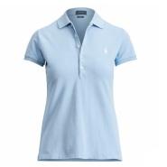 Ralph Lauren 拉夫劳伦 SKINNY 女士修身 POLO 衫 多色选