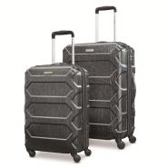 【美亚自营】Samsonite 新秀丽 Magnitude Lx 行李箱 20+24寸2件套 黑色