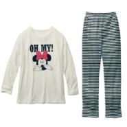 7折热卖!迪士尼 儿童卡通睡衣