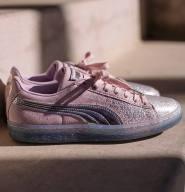 """运动公主风 PUMA x Sophia Webster""""Princess PUMA"""" 带闪女式运动鞋"""