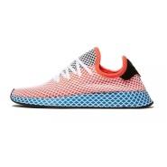 运费£1包邮中国!adidas Originals 阿迪达斯 三叶草 Deerupt 大童款运动鞋 成人可穿