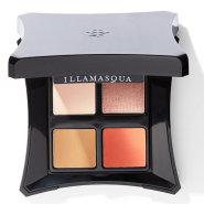 【补货】7.6折!Illamasqua 橘色系四色眼影盘