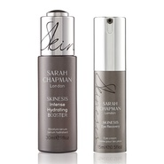 【Feelunique限定】价值£103!Sarah Chapman 面部护肤两件套装 补水精华30ml+眼霜15ml