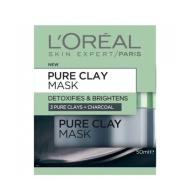 超低价!L'Oréal 欧莱雅 深层清洁面膜 50ml