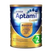"【55專享】Aptamil 愛他美 金裝嬰幼兒奶粉 2段 900g <b style=""color:#ff7e00"">24.69澳幣(約126元)</b>"