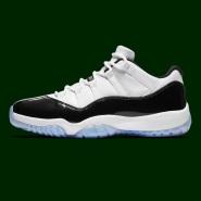 "Air Jordan 11 Low 复活节 ""Emerald"" 别注配色 男士篮球鞋"