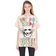 额外6折!时尚与艺术 PATRICIA FIELD ART FASHION TOM TOM HAND 涂鸦短袖T恤