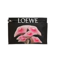 最后清仓抄底价!Loewe 蘑菇图案印花手包