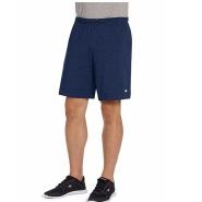 单件仅需$7!Champion 冠军 Authentic Cotton 男士休闲运动短裤 多色选 3件装