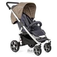 【中亚Prime会员】Gesslein S4 Air+ 多功能婴幼儿手推车