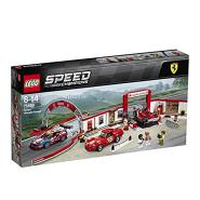 【中亚Prime会员】LEGO 乐高 超级赛车系列 法拉利终极车库 75889