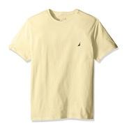 【美亚自营】Nautica 诺蒂卡 Solid 短袖T恤