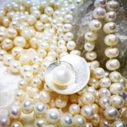 亚马逊海外购:精选 Kimura Pearls 复古珍珠项链耳钉等饰品