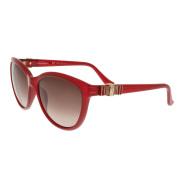 【包邮包税】】Ferragamo 菲拉格慕 SF760S 女士时尚太阳镜  57mm 613 红色