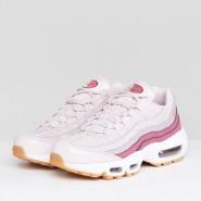 免邮中国!Nike 耐克 Air Max 95 专属女性配色 复古运动鞋