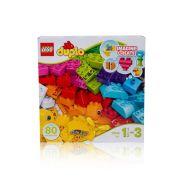 LEGO 乐高 得宝系列 10848 基础积木套装 19-36个月 儿童拼装积木玩具