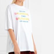 Balenciaga 巴黎世家 Printed 纯棉 T-shirt