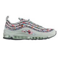 "Nike 4月份发布的第一款""色彩艳丽的 Air Max 97 Ultra 女士经典运动鞋"