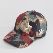 超火!Adidas Originals X Pharrell Williams Hu 合作款迷彩棒球帽