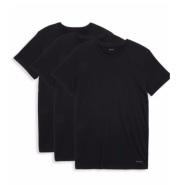 Diesel 迪塞 男士纯棉圆领短袖T恤3件装