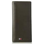【中亚Prime会员】Tommy Hilfiger 男士羊皮两折长款钱包