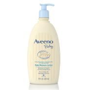 【3件8折】Aveeno 艾维诺 婴儿天然燕麦保湿乳液 532ml