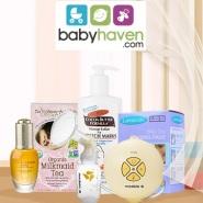 【3件9折】BabyHaven:精选 Palmer's 帕玛氏、Lansinoh 兰思诺 等孕妈养护用品专场